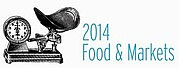 Food & Markets: Oxford Symposijm on Food & Cookery 2014